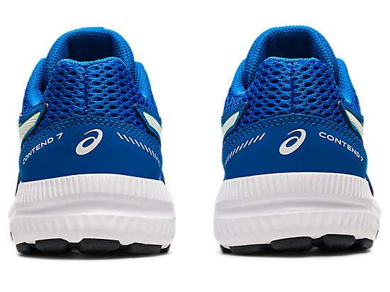 CONTEND 7 GS ELECTRIC BLUE/WHITE