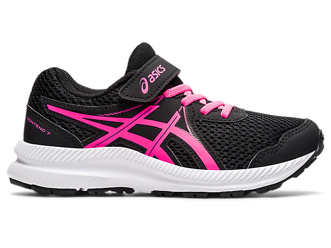 Alternative image view of CONTEND 7 PS, BLACK/HOT PINK