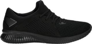 asics women's gel kenun knit running shoes zip