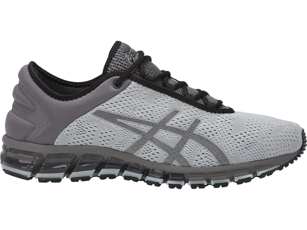 Men's GEL-Quantum 180 3 | Mid Grey/Black | Sportstyle | ASICS