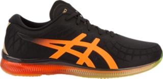 Men's GEL-Quantum Infinity   Black/Shocking Orange   Sportstyle   ASICS