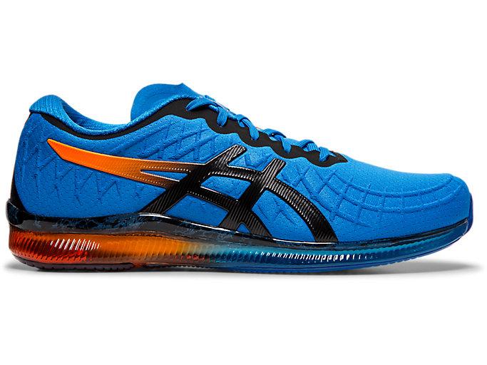Men's GEL-Quantum Infinity   Electric Blue/Black   Sportstyle   ASICS