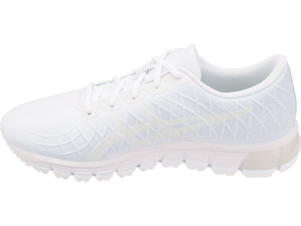 Men's GEL-QUANTUM 180 4   White/White   Sportstyle   ASICS