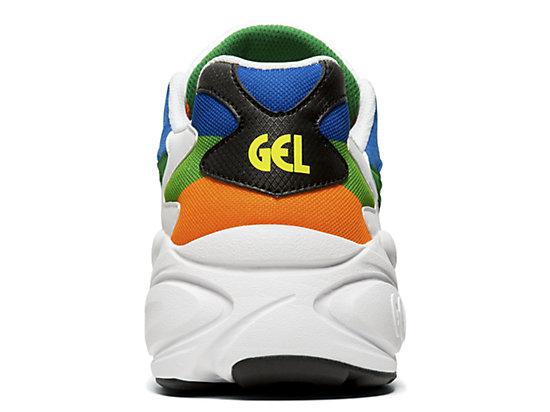 GEL-BND WHITE/GREEN