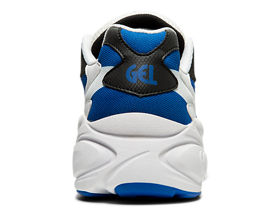GEL-BND WHITE/ASICS BLUE