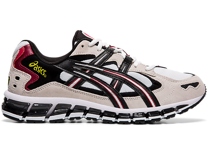 Alternative image view of GEL-KAYANO 5 360, WHITE/BLACK