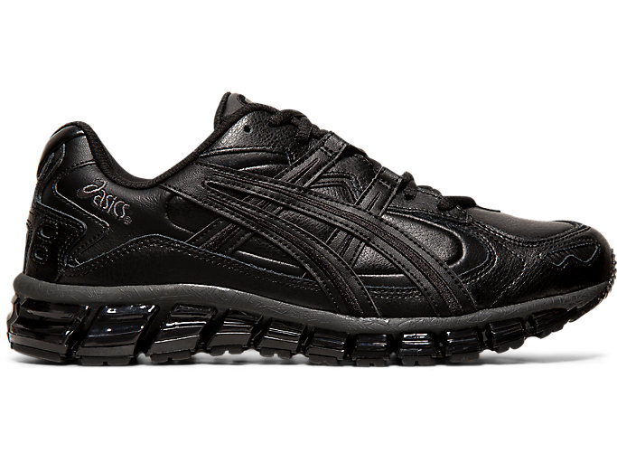 Alternative image view of GEL-KAYANO 5 360, BLACK/BLACK