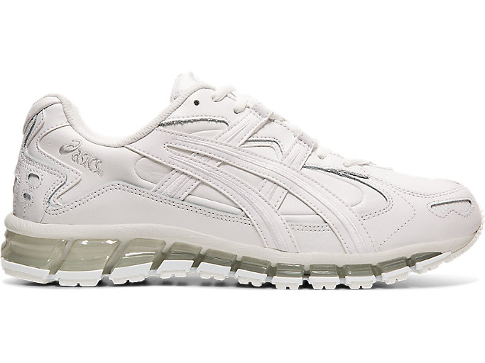 Alternative image view of GEL-KAYANO 5 360, WHITE/WHITE
