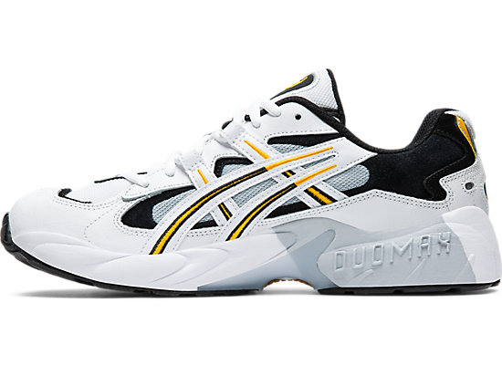 GEL-KAYANO 5 OG WHITE/SAFFRON