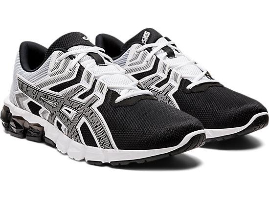 GEL-QUANTUM 90 2 BLACK/WHITE