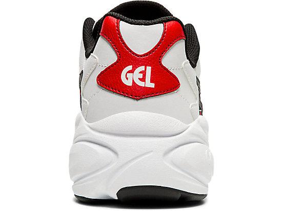 GEL-BND WHITE/CLASSIC RED