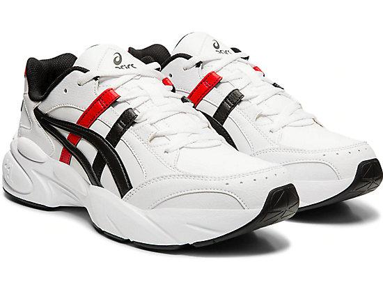 GEL-BND WHITE/CLASSICS RED