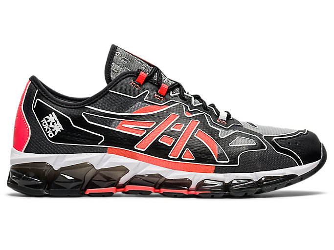 radio pared ordenar  GEL-QUANTUM 360 6 | Men | BLACK/SUNRISE RED | MENS SPORTSTYLE SHOES | ASICS  Australia