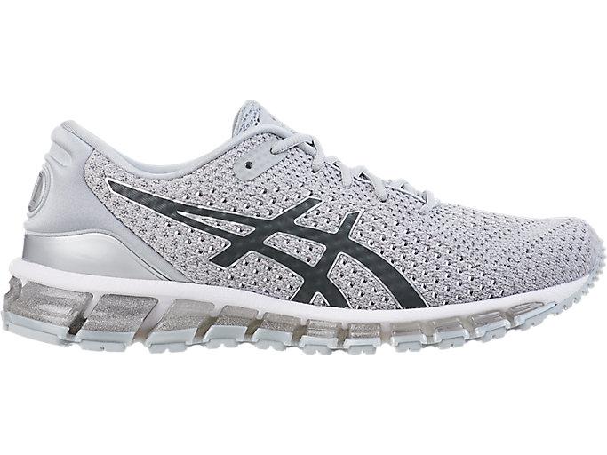 Women's GEL-Quantum 360 Knit | Silver/Dark Grey | Running Shoes ...