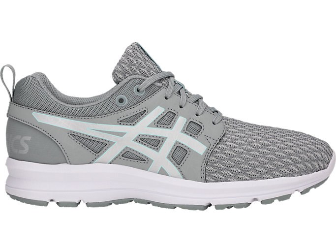 Right side view of GEL-TORRANCE, STONE GREY/SILVER