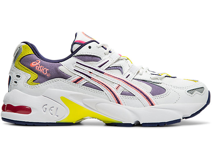 Alternative image view of GEL-KAYANO™ 5 OG, WHITE/PURPLE MATTE