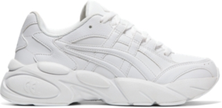 white asics sneakers