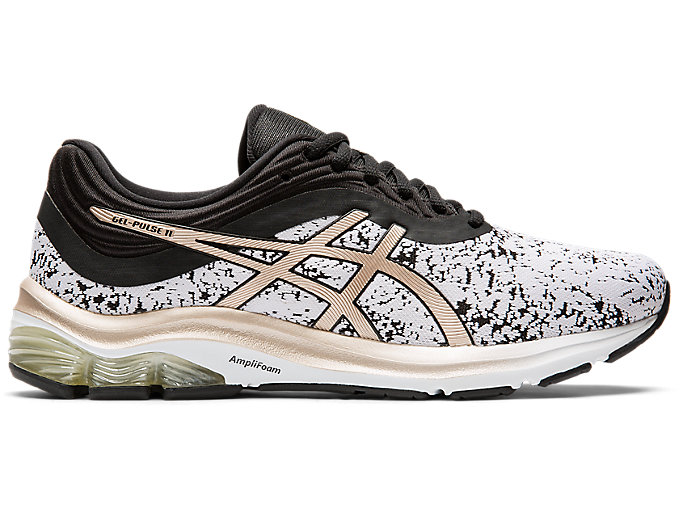 Women's GEL-PULSE 11   White/Frosted Almond   Running Shoes   ASICS