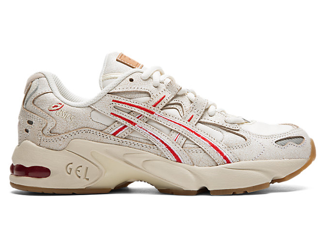 Alternative image view of GEL-KAYANO™ 5 OG, Cream/White
