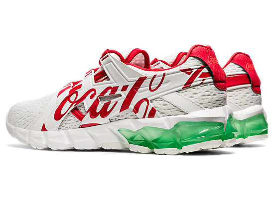 GEL-QUANTUM 90 TYO White/Coke Red