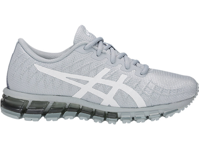 Alternative image view of GEL-QUANTUM 180 4 GS, Mid Grey/White