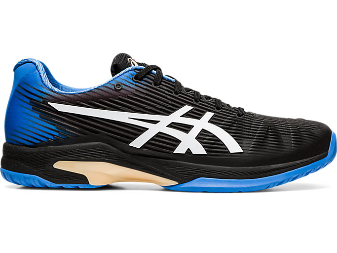 Alternative image view of SOLUTION SPEED™ FF, Black/Blue Coast