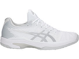 Men S Gel Resolution 7 Novak White Green Tennis Asics