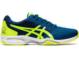 ASICS Gel - Lima? Padel 2 Mako Blue / Safety Yellow Hombre
