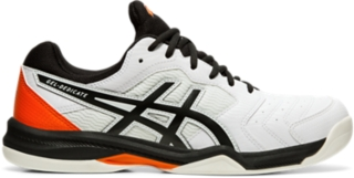 Men's GEL-DEDICATE 6 INDOOR | WHITE