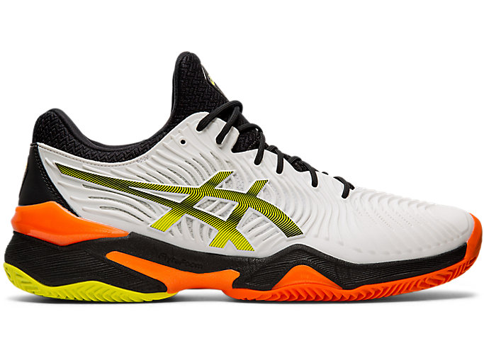 Alternative image view of COURT FF 2 CLAY, WHITE/BLACK