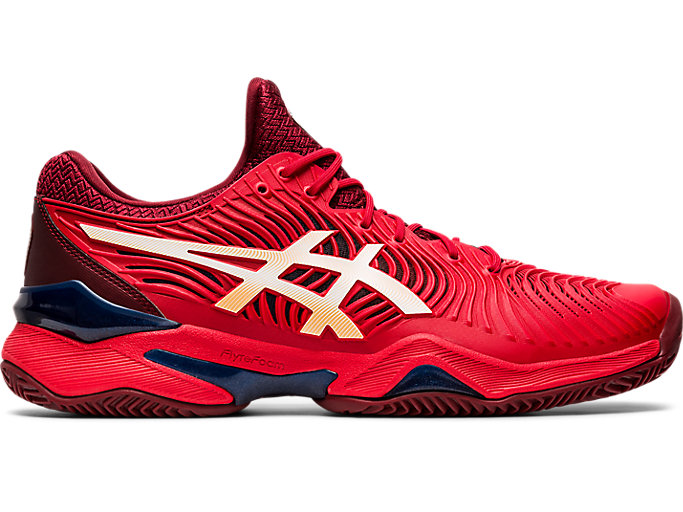Alternative image view of COURT FF™ 2 CLAY, CLASSIC RED/WHITE
