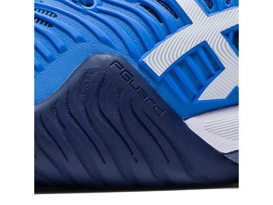 COURT FF NOVAK ELECTRIC BLUE/WHITE