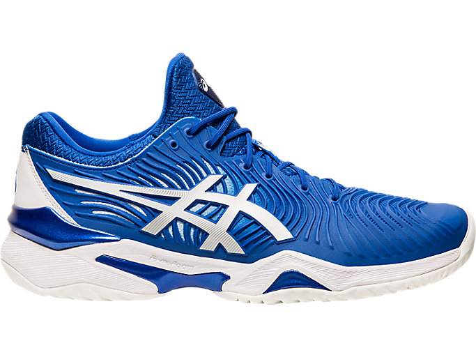 Alternative image view of COURT FF™ Novak, Asics Blue/White