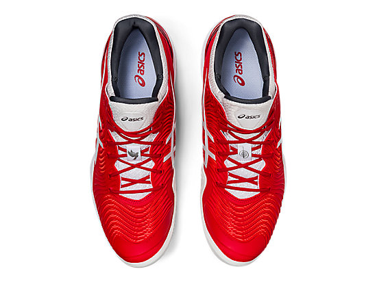 COURT FF NOVAK CLASSIC RED/WHITE