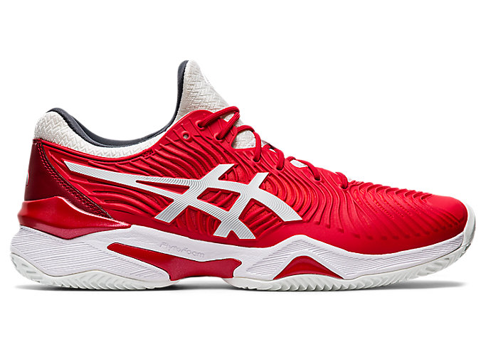 Alternative image view of COURT FF™ CLAY, Classic Red/White