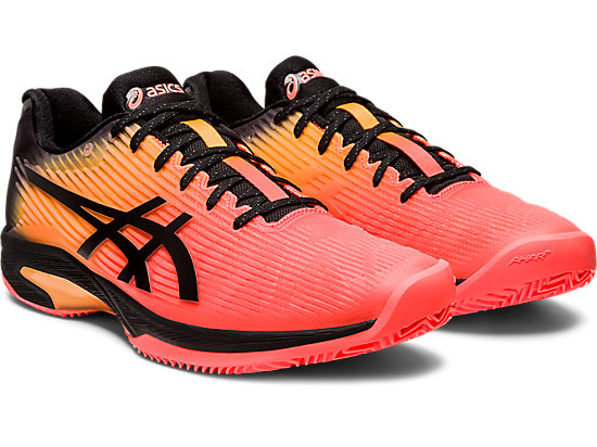 SOLUTION SPEED FF CLAY FLASH CORAL/BLACK