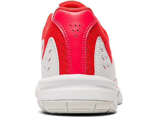 COURT SLIDE WHITE/LASER PINK
