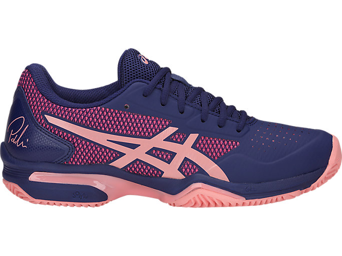 Women's GEL-LIMA™ PADEL 2 | INDIGO BLUE/GRAPEFRUIT | Tenis ...