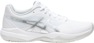 asics women's gel game tennis shoes review female