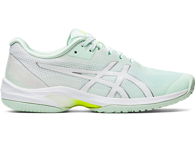 Alternative image view of COURT SPEED FF L.E., MINT TINT/WHITE