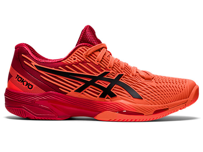 Alternative image view of SOLUTION SPEED FF 2 TOKYO, Sunrise Red/Eclipse Black