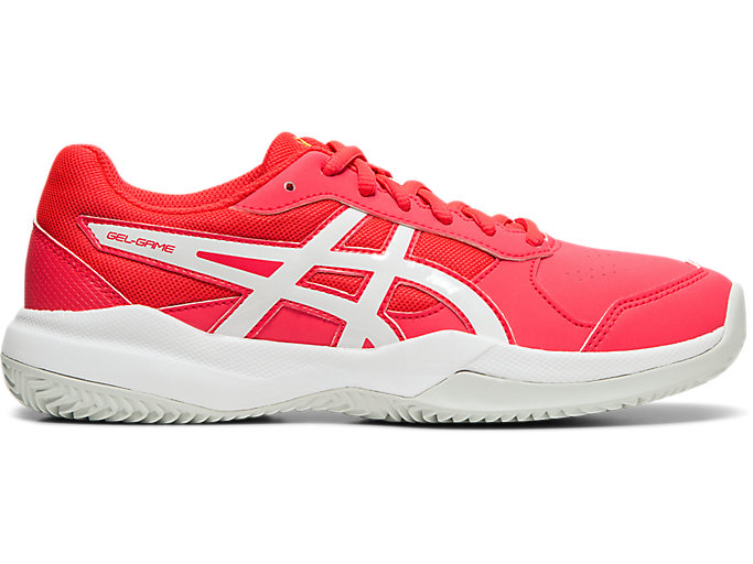Alternative image view of GEL-GAME™ 7 CLAY GS, LASER PINK/WHITE