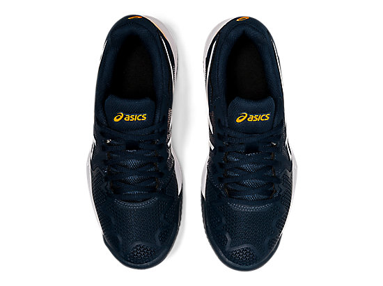 GEL-RESOLUTION 8 GS CLAY FRENCH BLUE/WHITE