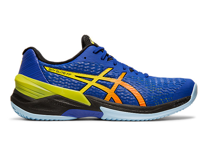 Alternative image view of SKY ELITE™ FF, Asics Blue/Sour Yuzu