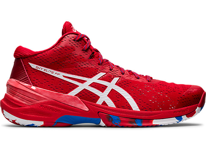 asics gel elite mt