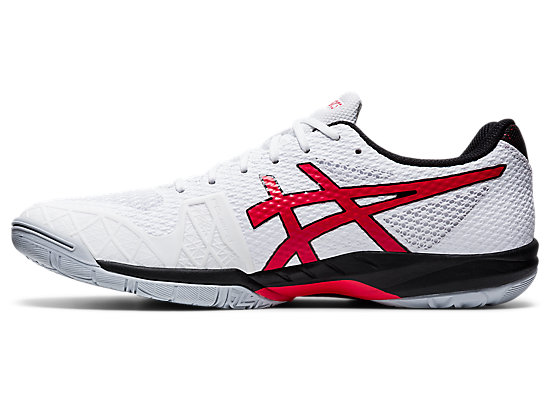GEL-BLADE 7 WHITE/CLASSIC RED