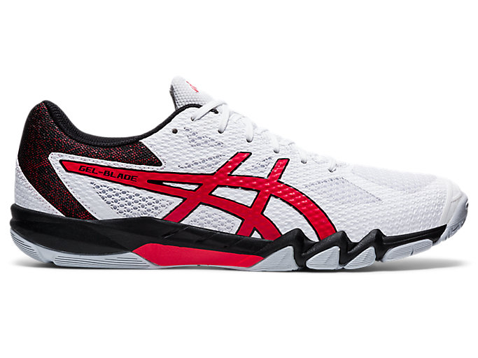Alternative image view of GEL-BLADE 7, White/Classic Red