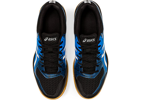 GEL-ROCKET 9 BLACK/DIRECTOIRE BLUE