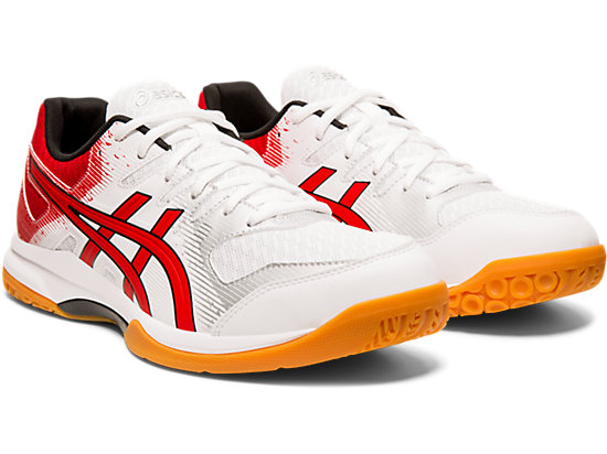 GEL-ROCKET 9 WHITE/CLASSIC RED