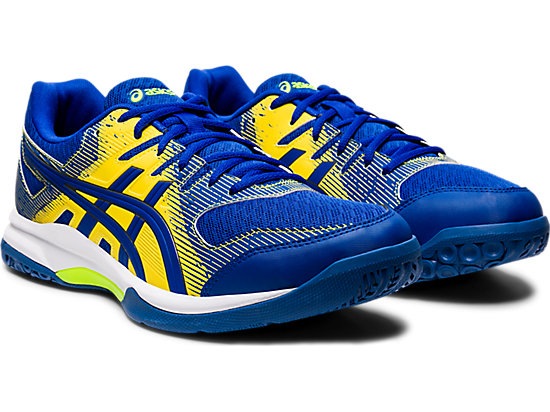 creciendo Monetario Año  GEL-ROCKET 9 | MEN | ASICS BLUE/VIBRANT YELLOW | ASICS Philippines